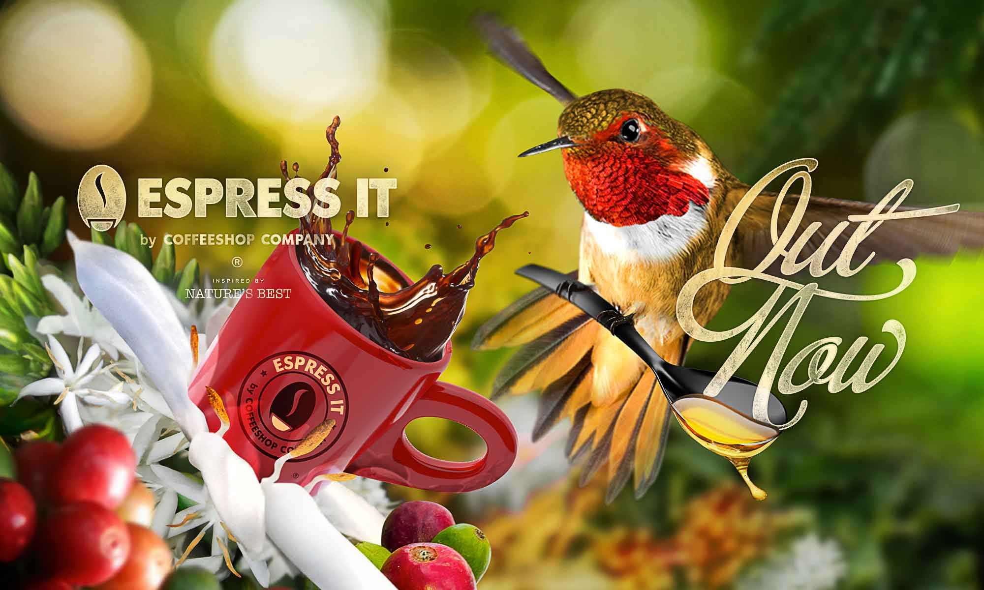 Espress It by Coffeeshop Company